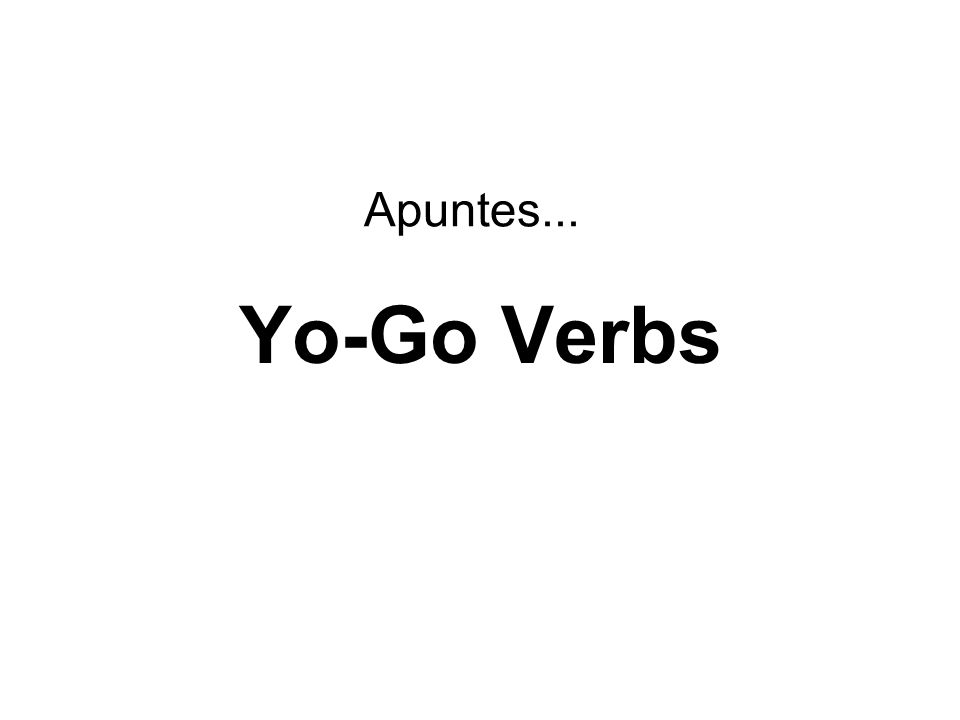 How to conjugate a verb: Step 1: - remove the last 2 letters of the infinitive Ex: Step 2: - decide who you are talking about ex: Nosotros Step 3 - add the correct ending ex: traertra Nosotros traemos
