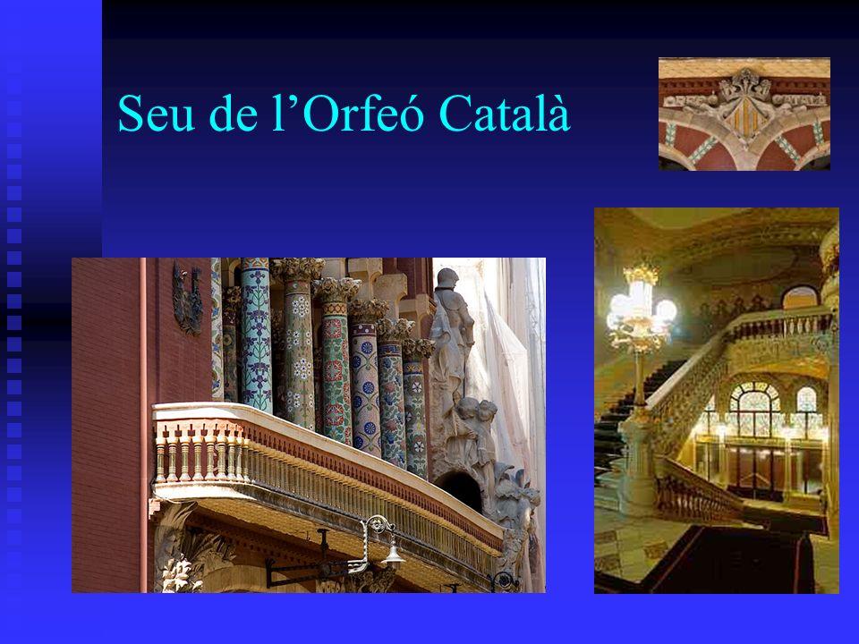 Seu de lOrfeó Català