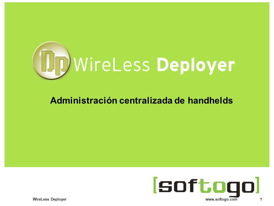 2WireLess Deployer www.softogo.com ¿Quiénes somos.