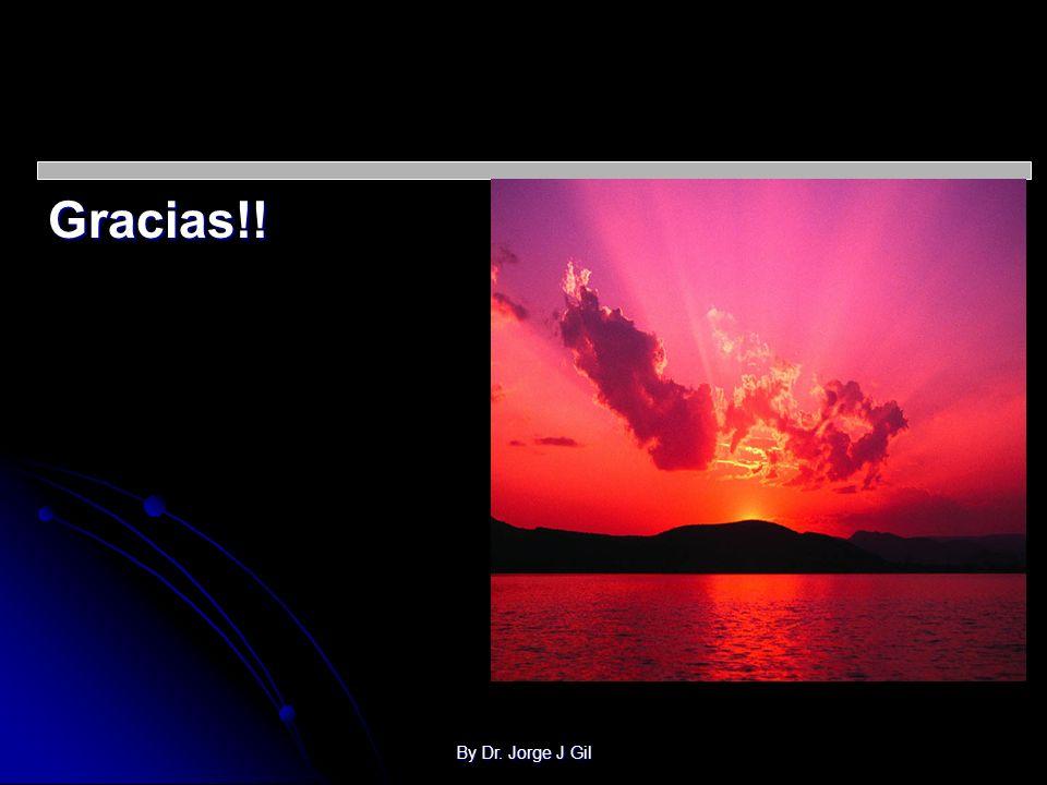 By Dr. Jorge J Gil Gracias!!