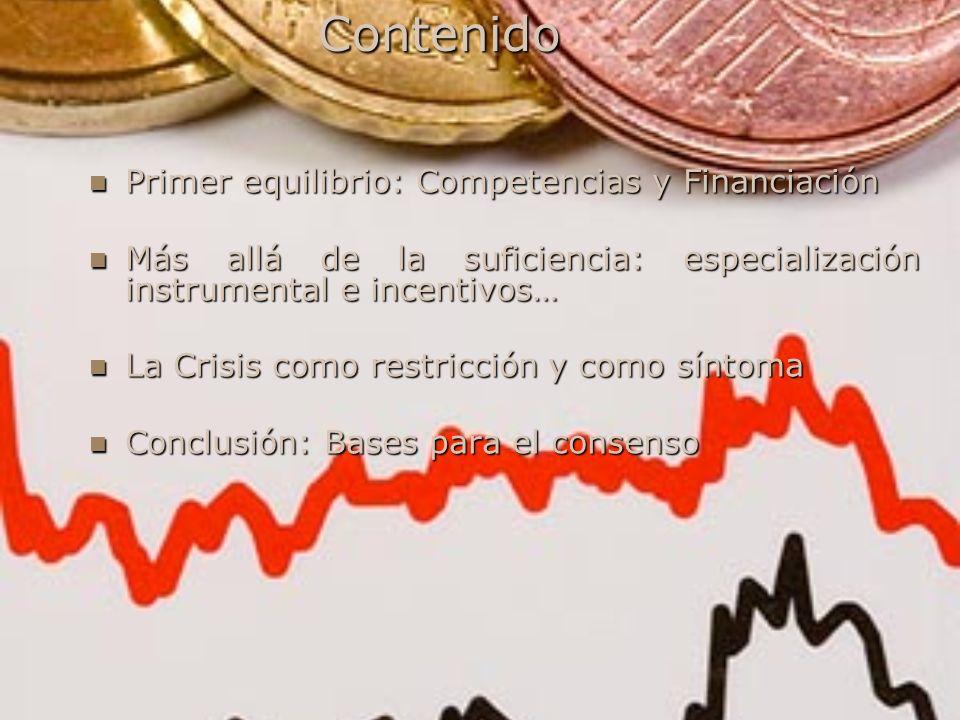Deuda y Saneamiento Financiero ¿Deben los Gobiernos Central y/o Autonómico Sanear las Cuentas de los Gobiernos Locales.