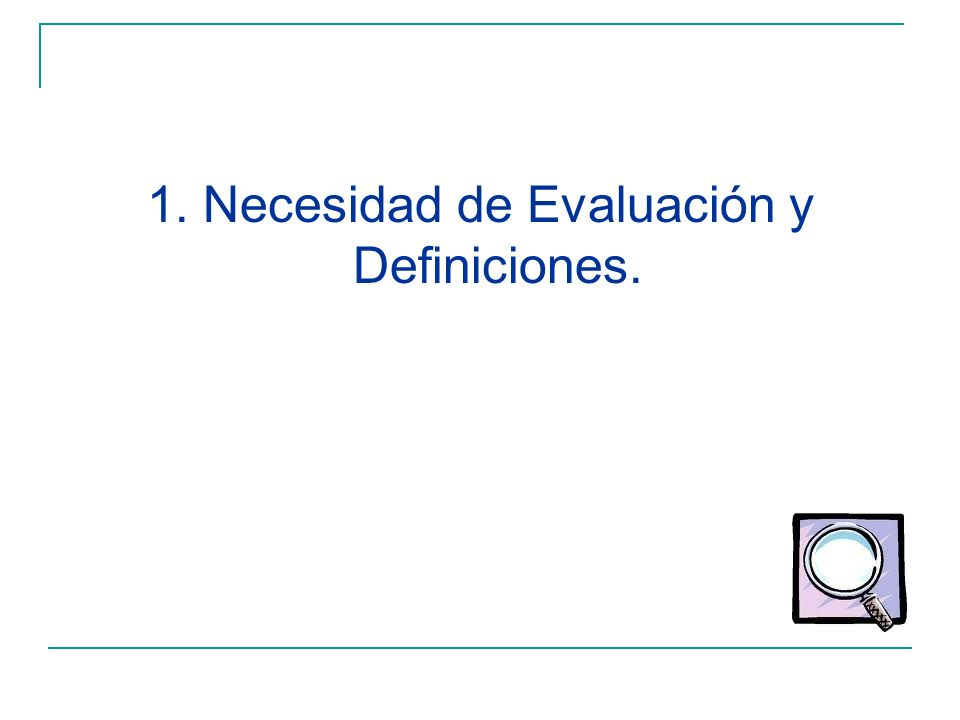 El Marco Lógico de Programa (MLP) - NO es la Matriz de Evaluación.