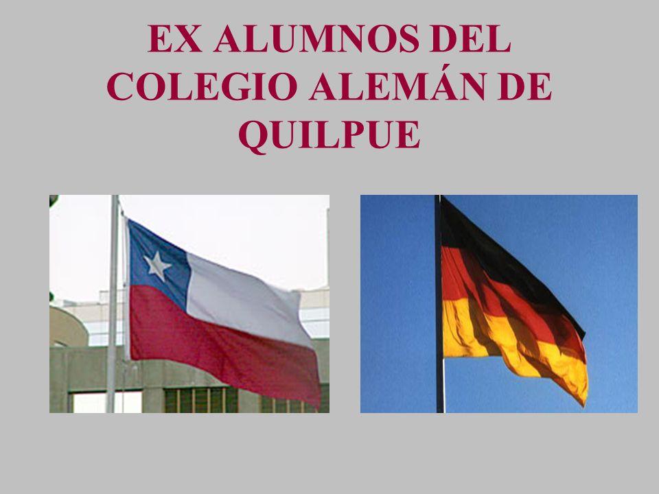 EX ALUMNOS DEL COLEGIO ALEMÁN DE QUILPUE