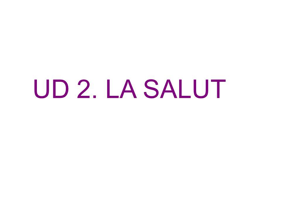 UD 2. LA SALUT