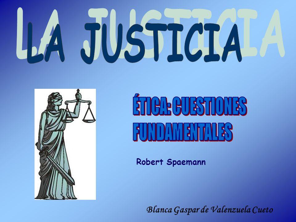 Robert Spaemann Blanca Gaspar de Valenzuela Cueto