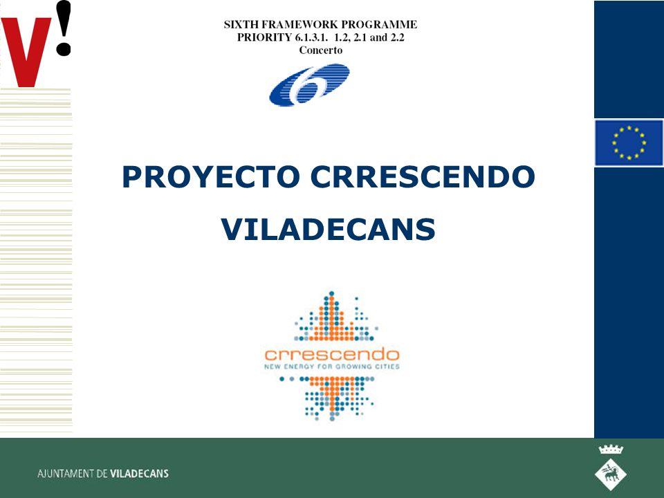 PROYECTO CRRESCENDO VILADECANS
