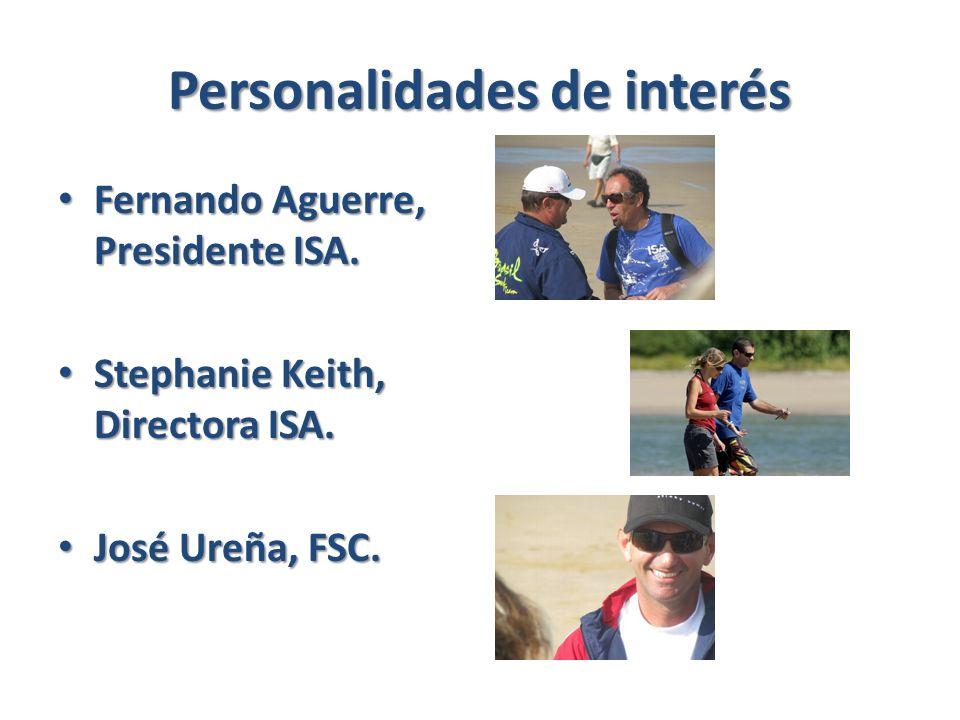 Personalidades de interés Fernando Aguerre, Presidente ISA.