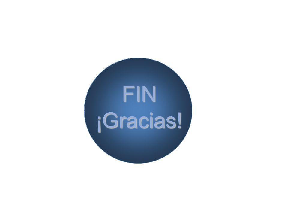FIN¡Gracias!