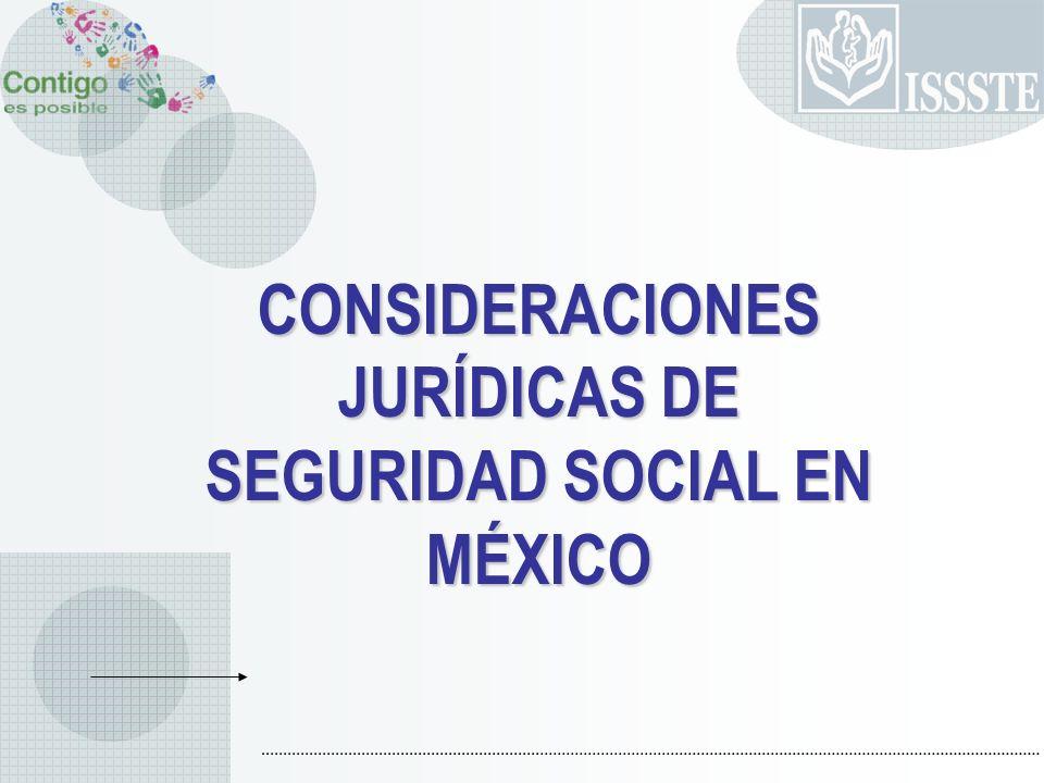 En México, es el organismo encargado de proporcionar la seguridad social a los trabajadores al servicio del Estado.