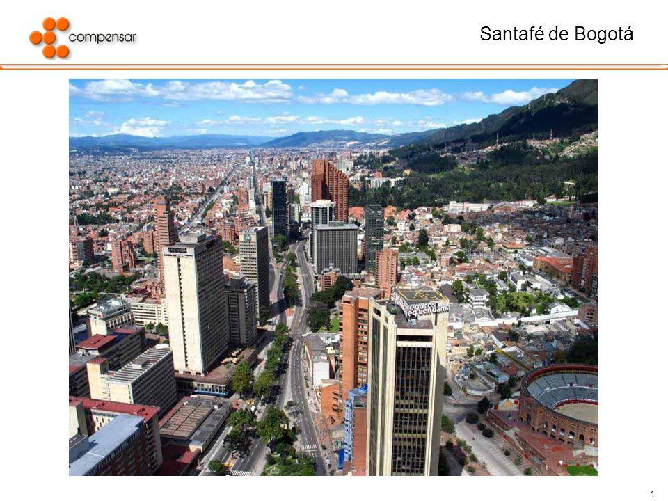 1 Santafé de Bogotá