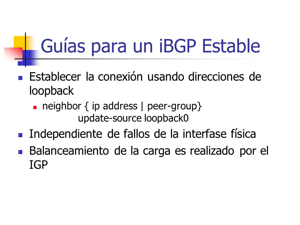 26 Implementando iBGP Route Reflectors, Peer Groups