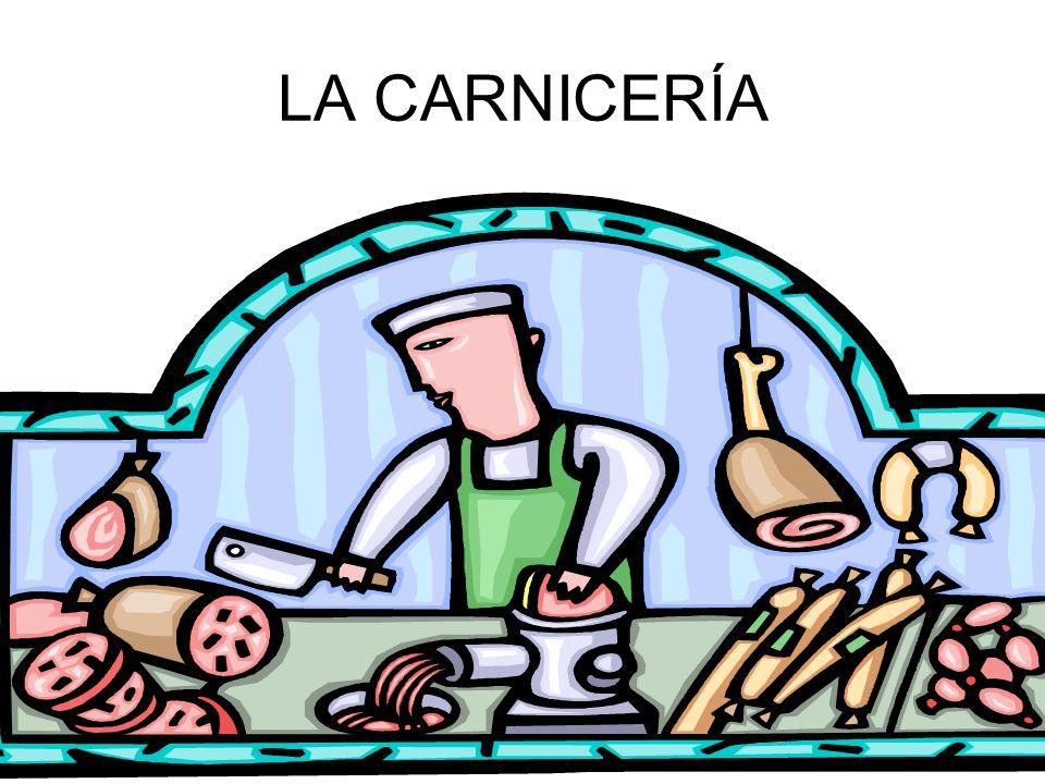 LA CARNICERÍA