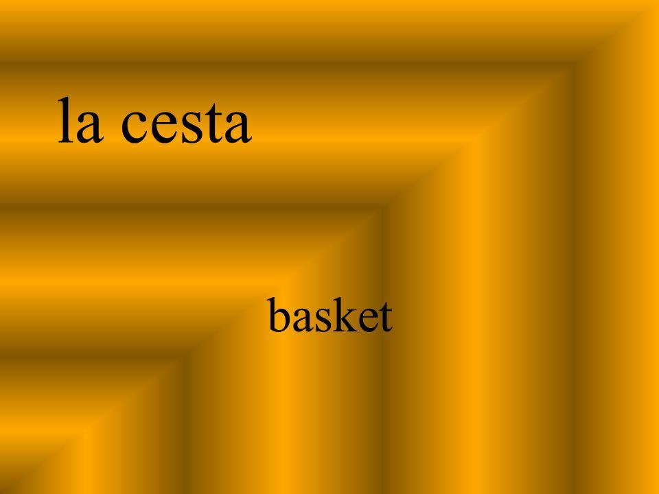 la cesta basket