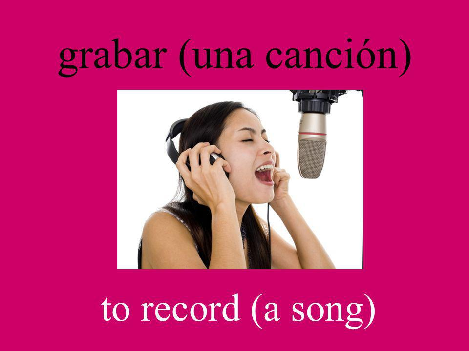 tomar lecciones (de piano, de guitarra...) to take (piano, guitar) lessons