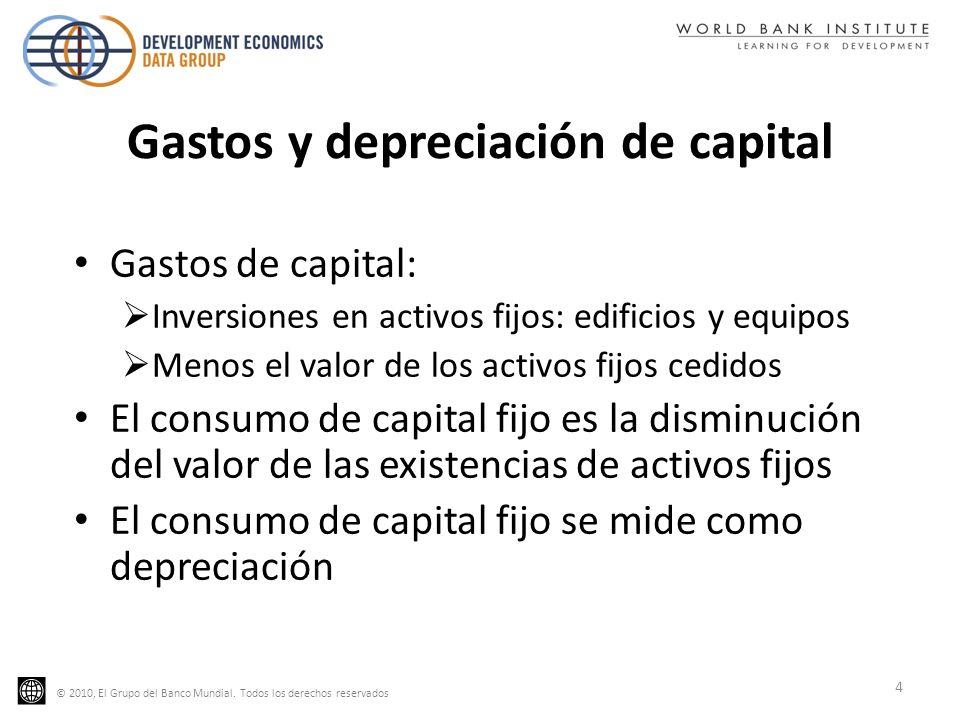 © 2010, El Grupo del Banco Mundial.