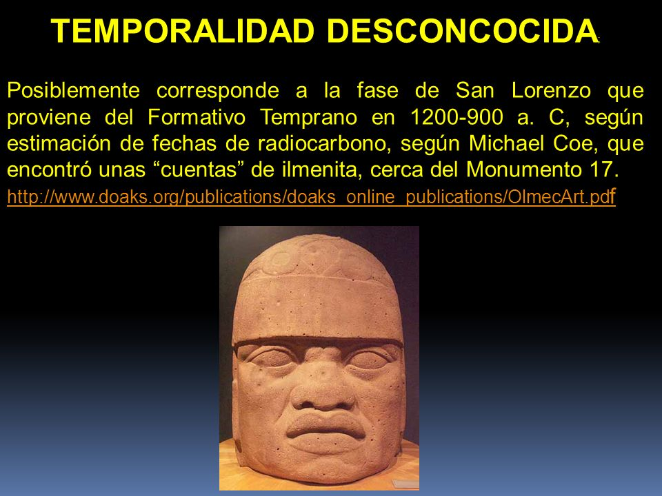 ESPECTRO DE LA CUENTA OLMECA DE SAN LORENZO https://ojs.lib.byu.edu/spc/index.php/BYUStudies/article/viewFile/6518/6167