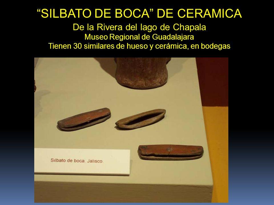 DE HUESO Gamitaderas Posiblemente de las primeras culturas del Occidente Otto Shöndube. 1986. Foto de Guillermo Contreras. Ocarina De Araró, Michoacán