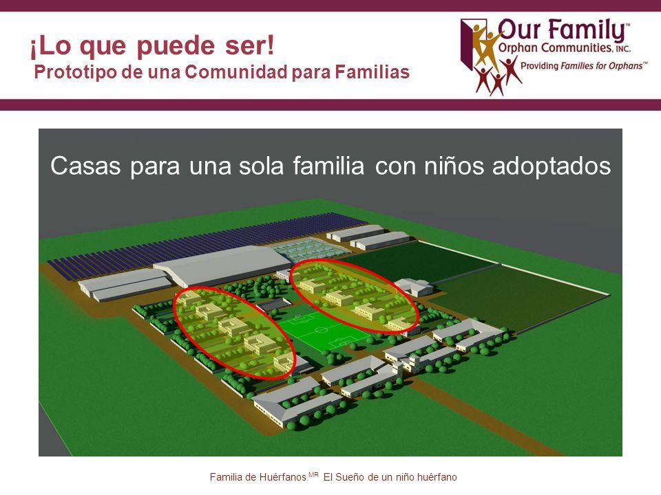 23 Casas para una sola familia con niños adoptados ¡Lo que puede ser.