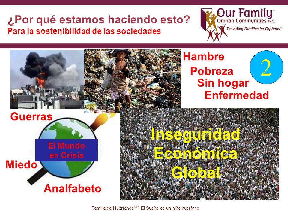 El Mundo en Crisis 43 ¿Por qué estamos haciendo esto.