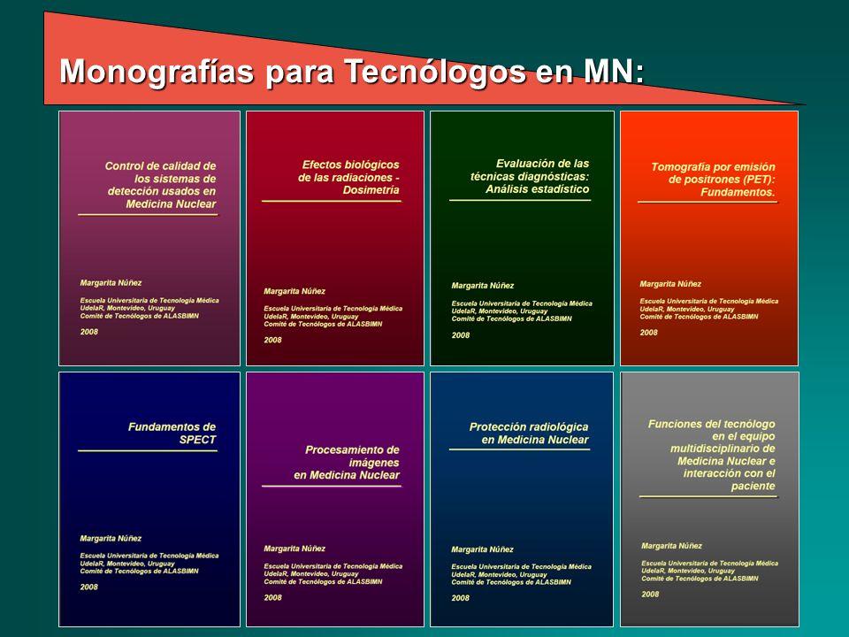 Monografías para Tecnólogos en MN: