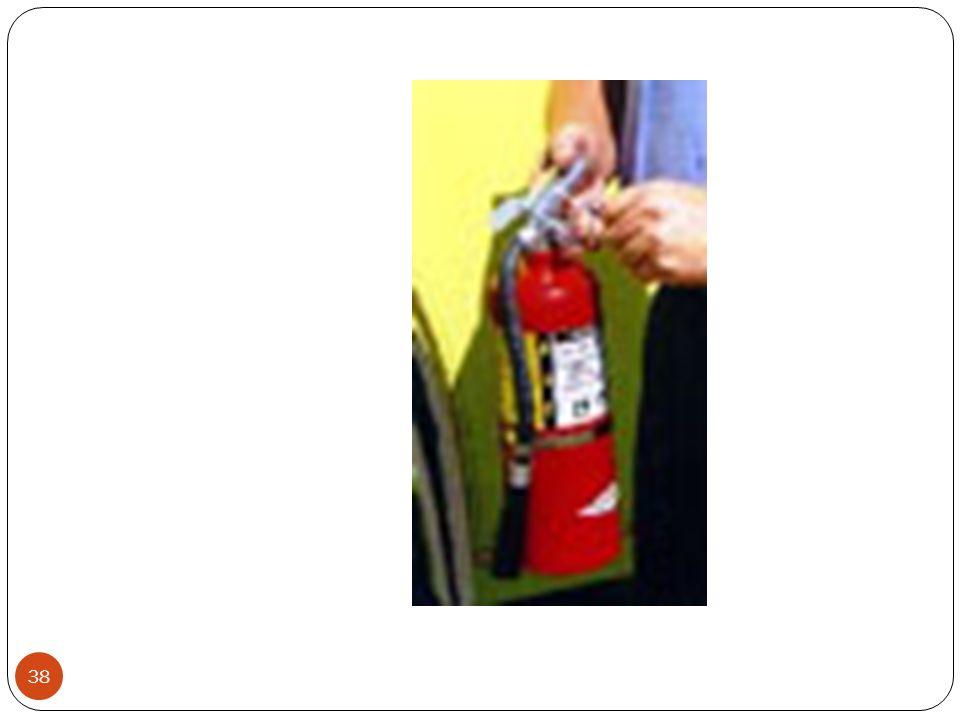 ¿Cómo utilizar un extintor? 37 ull im queeze weep
