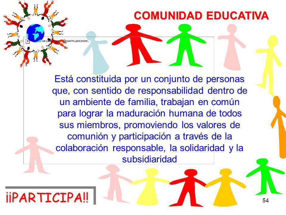 53 LA BASÍLICA DE SAN PEDRO EN ROMA COMUNIDAD EDUCATIVA Y COMUNIDAD CRISTIANA 3