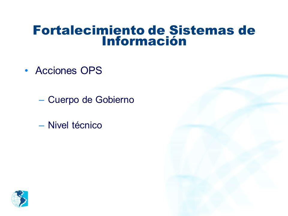 Cuerpo de Gobierno 2007.