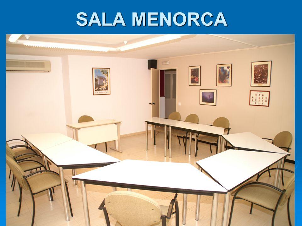 SALA MENORCA