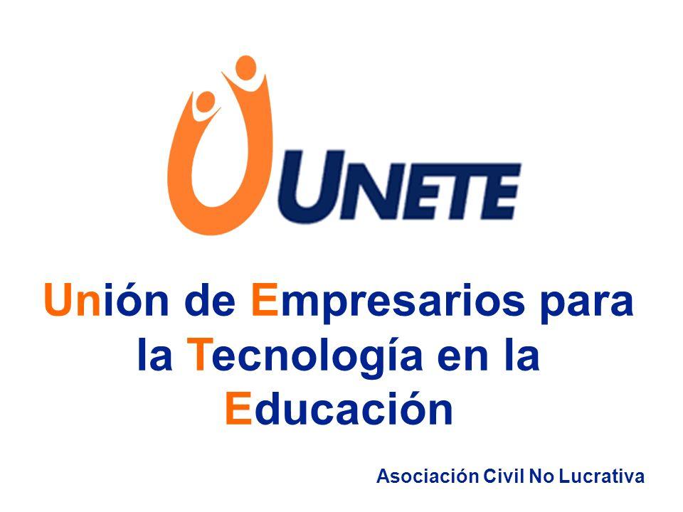 Unión de Empresarios para la Tecnología en la Educación Asociación Civil No Lucrativa
