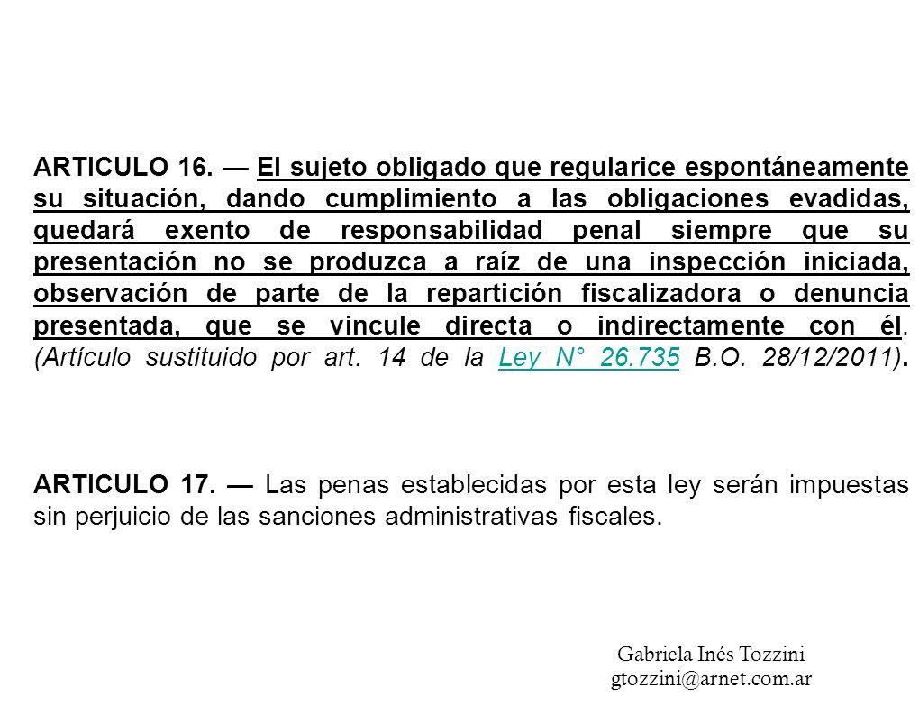 ARTICULO 16.