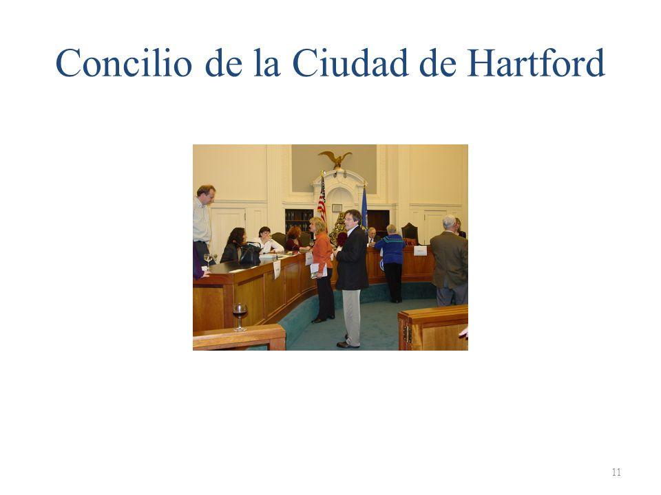 Concilio de la Ciudad de Hartford 11