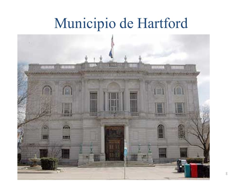 Municipio de Hartford 8