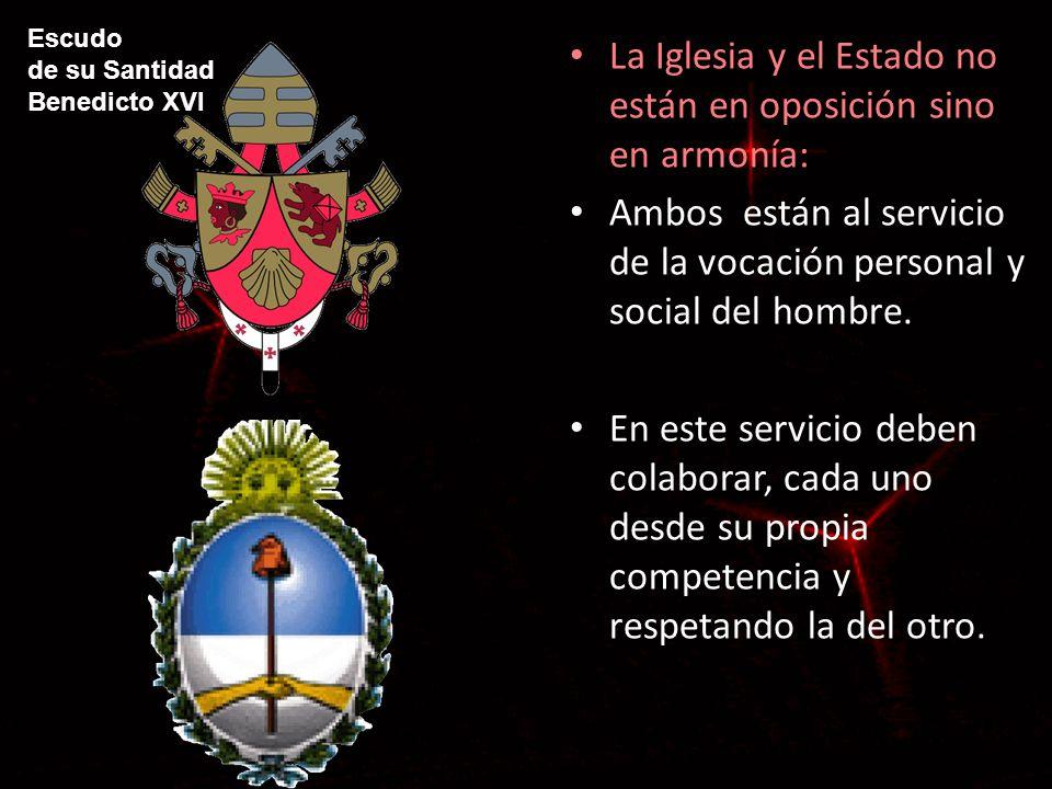 3. Situación concreta de nuestro país Ley de matrimonio civil. Concordato con la santa Sede