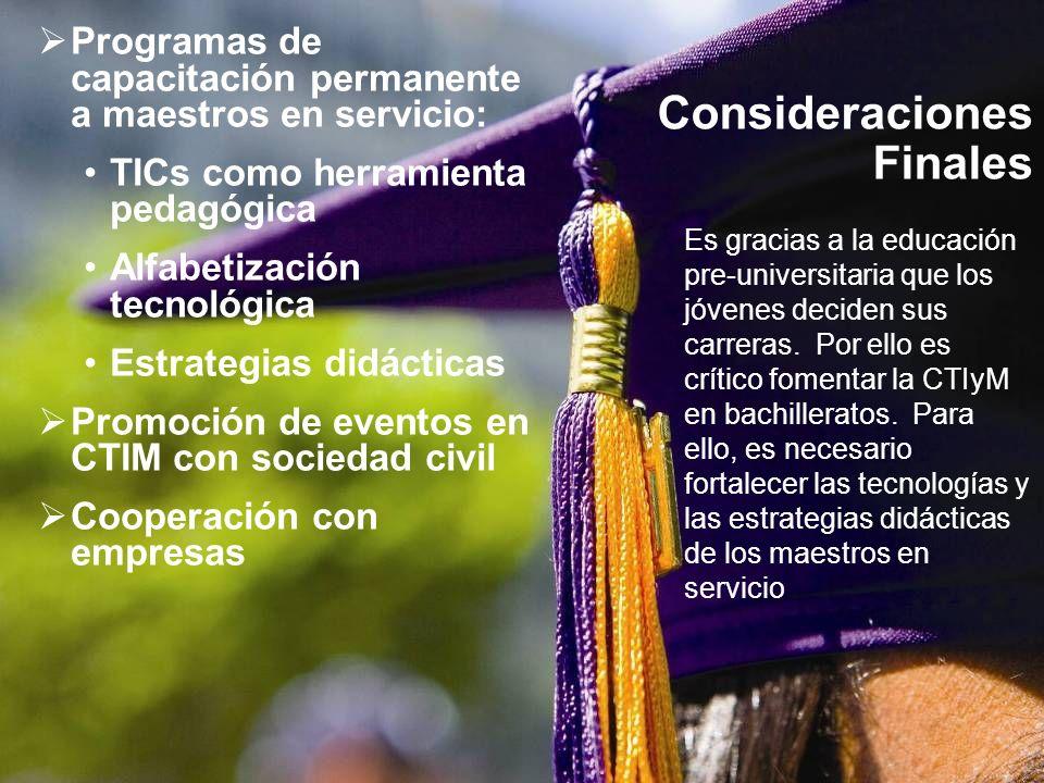 263 January 2014 Programas de capacitación permanente a maestros en servicio: TICs como herramienta pedagógica Alfabetización tecnológica Estrategias