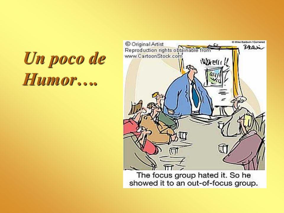 Un poco de Humor….