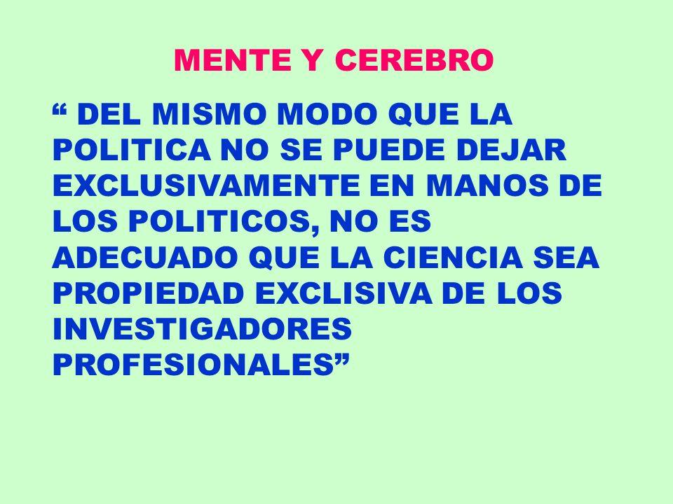 MENTE Y CEREBRO HEMISFERIOS CEREBRALES.SENTIMIENTOS DE AFECTOS.