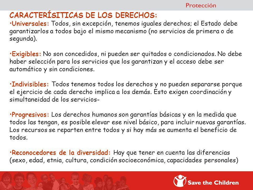 DERECHOS ECONOMICOS, SOCIALES Y CULTURALES: Fundamentados en la dignidad.