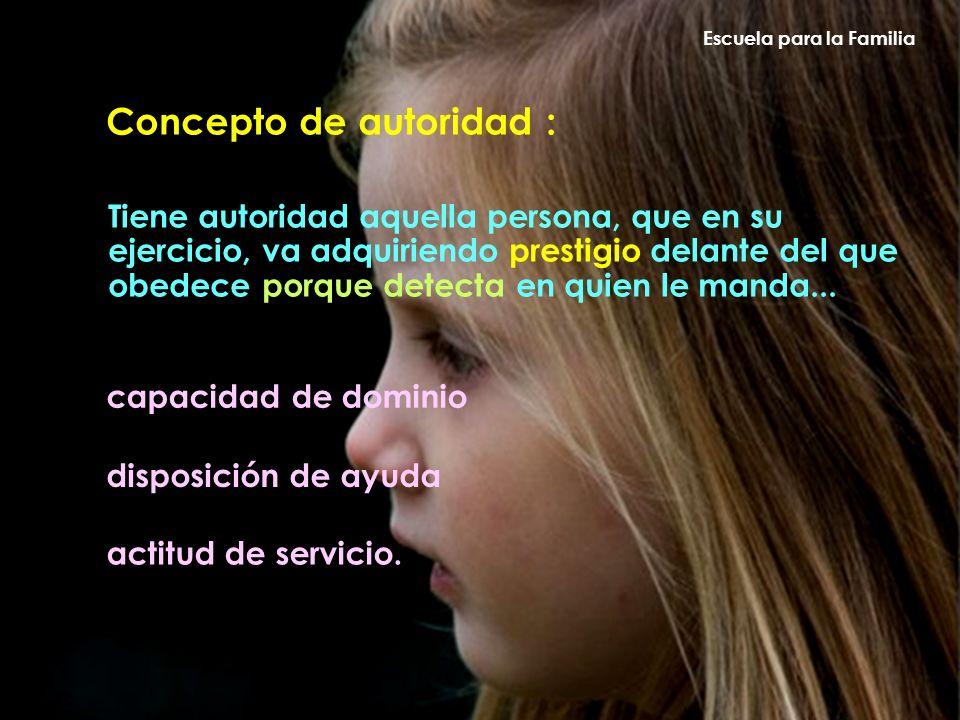 Escuela para la Familia Errores más frecuentes que se suelen cometer en el trato con los hijos : 7.-Amenazar, chantajear y no cumplir las promesas.