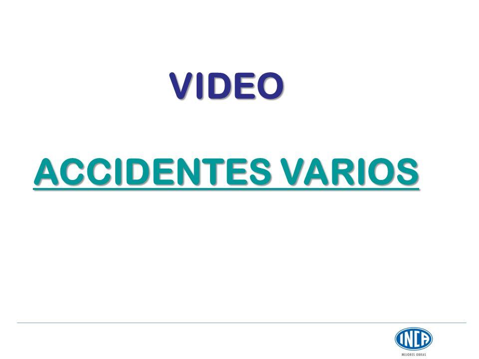 VIDEO ACCIDENTES VARIOS ACCIDENTES VARIOS ACCIDENTES VARIOS