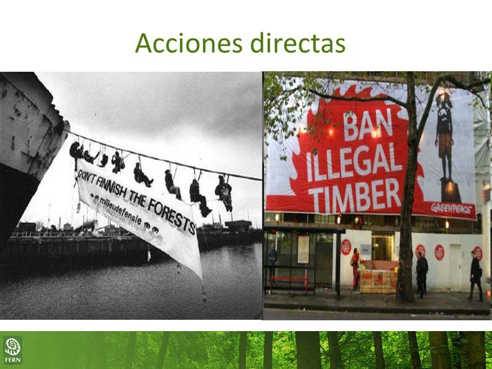 Acciones directas