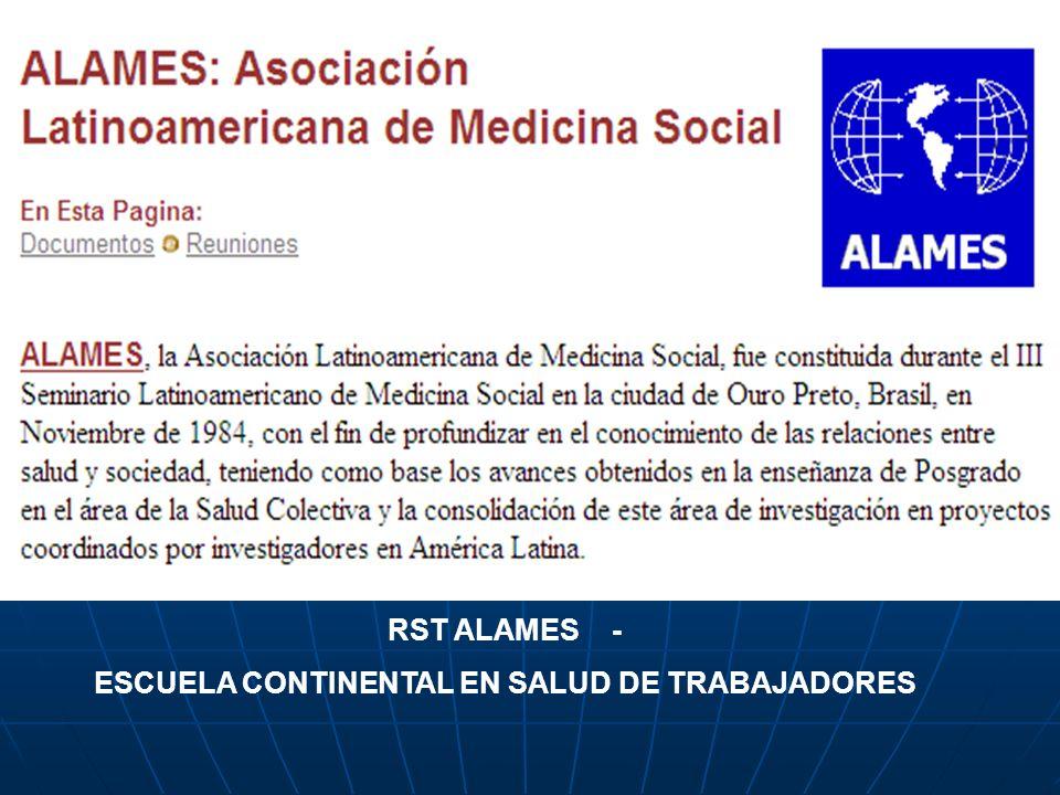 RST ALAMES - ESCUELA CONTINENTAL EN SALUD DE TRABAJADORES