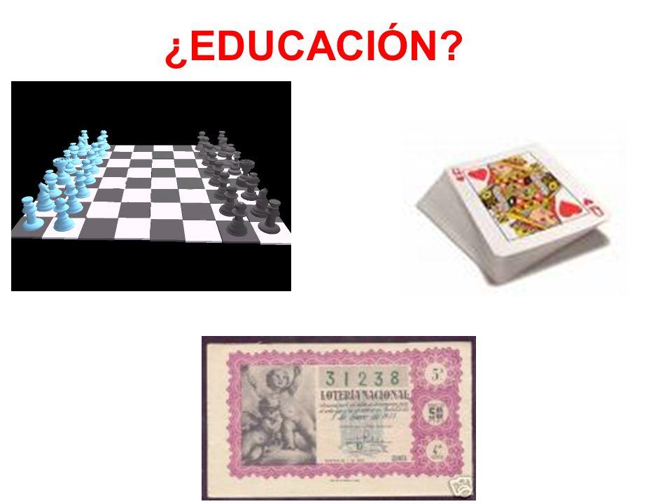 ¿EDUCACIÓN