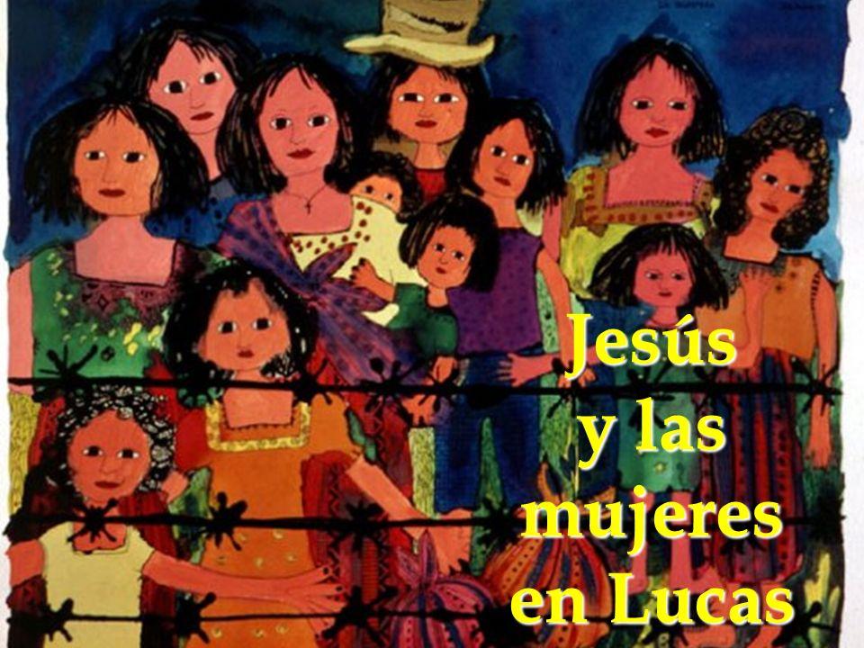En tiempo de Jesús las mujeres eran muy despreciadas.