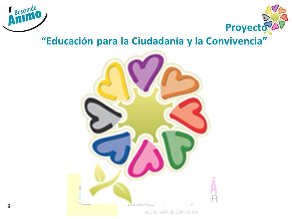 3 Proyecto Educación para la Ciudadanía y la Convivencia