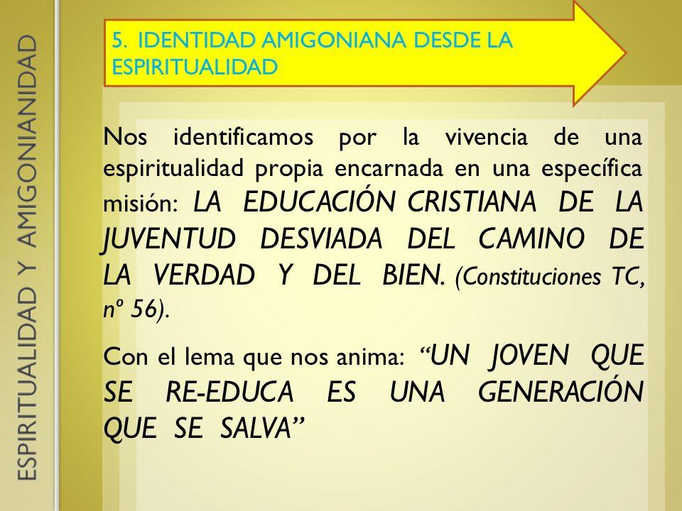 11.UNA PEDAGOGÍA VIVA Y CON IDENTIDAD PROPIA 11.4.