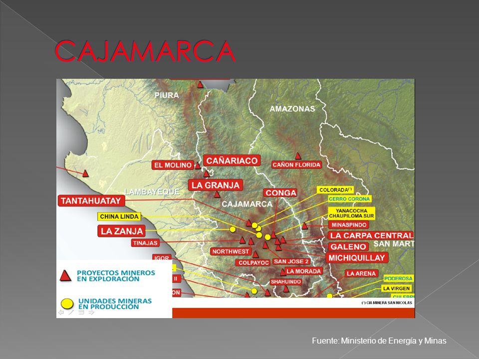 Involucramiento de todos los actores, no sólo las empresas del sector minero, grifos, autoridades, mineros artesanales, etc.