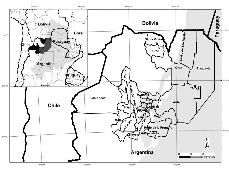 Incremento de los conflictos No se revisan las autorizaciones: por ej., de los 18 casos de afectación directa de desmontes a la subsistencia indígena.