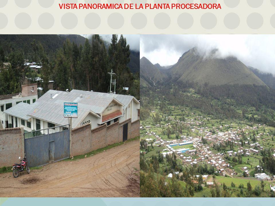 FOTOS CCCR VISTA PANORAMICA DE LA PLANTA PROCESADORA