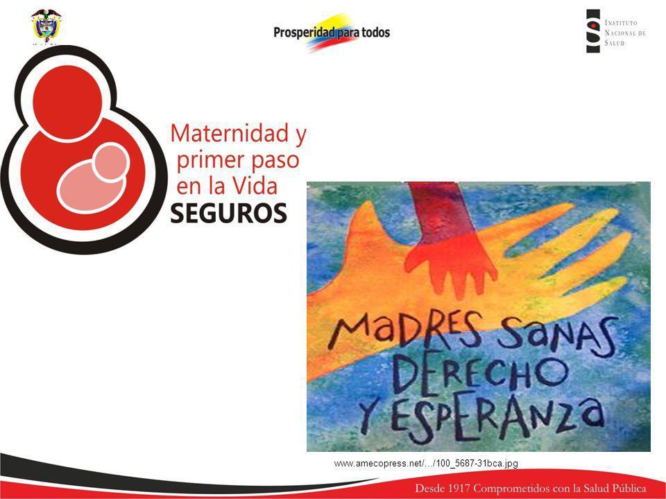 Morbilidad Materna Extrema Notificación de Morbilidad Materna Extrema por las UPGD centinelas de cada Entidad Territorial Cumplimiento en el envío de la información al INS