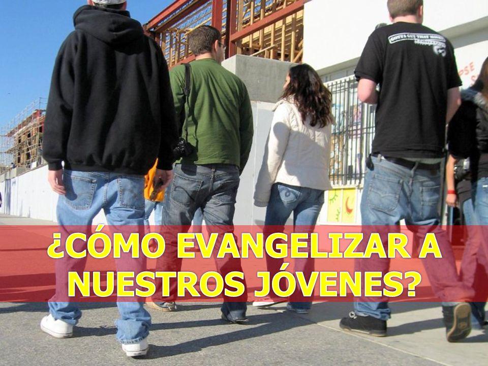 TRES TAREAS DE LA PJ PRIMER ANUNCIO: Para los no cristianos.